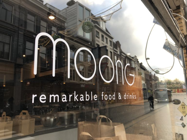 bubble tea moong groningen tea